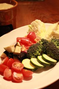 北海道産男爵芋の自家製ニョッキ ボロネーゼ